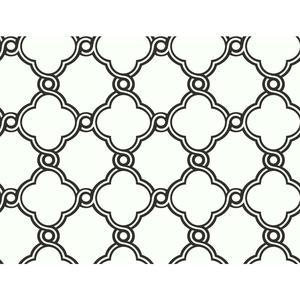 Open Trellis Wallpaper AP7480
