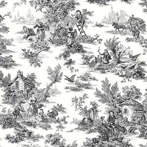 Campagne Toile Wallpaper AT4228