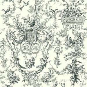 Campagne Toile Wallpaper AT4237