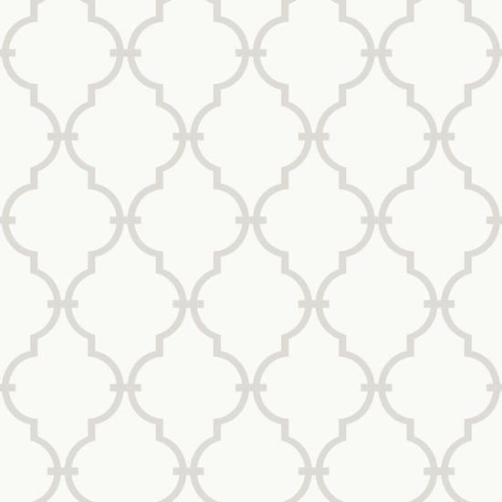 Modern Trellis Wallpaper YS9102