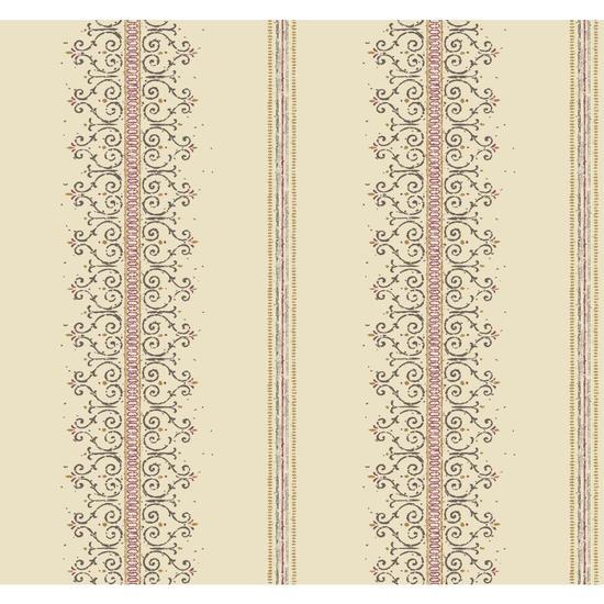 Radiant Filigree Wallpaper MS6408