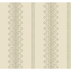 Radiant Filigree Wallpaper MS6409