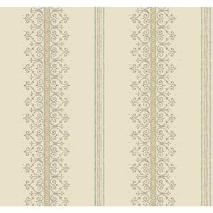 Radiant Filigree Wallpaper MS6409