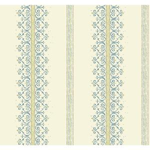 Radiant Filigree Wallpaper MS6412