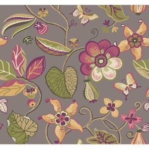 Sea Floral Wallpaper EB2001