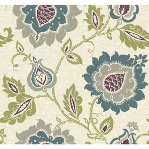 Jaco Floral Wallpaper EB2032
