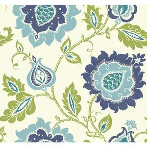 Jaco Floral Wallpaper EB2033
