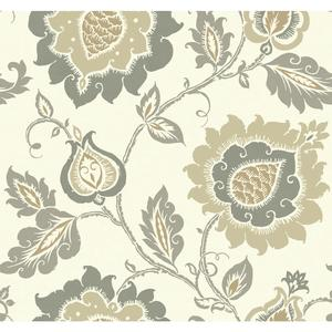 Jaco Floral Wallpaper EB2035