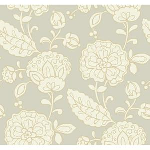 Chunky Floral Wallpaper EB2058