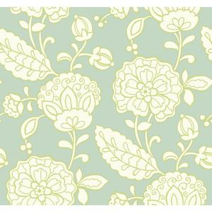 Chunky Floral Wallpaper EB2060