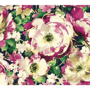 Watercolor Poppy Wallpaper WT4505
