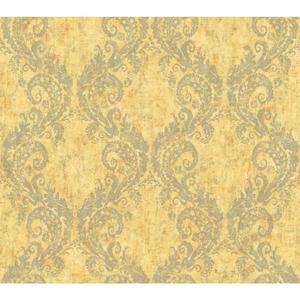 Batik Ogee Wallpaper WT4517
