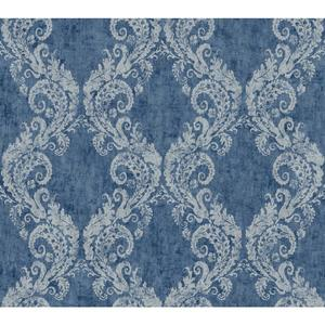 Batik Ogee Wallpaper WT4520
