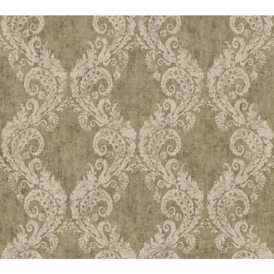 Batik Ogee Wallpaper WT4521