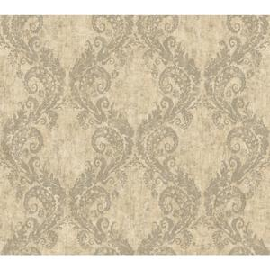Batik Ogee Wallpaper WT4522