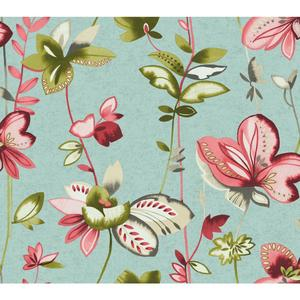 Whimsical Garden Wallpaper WT4542
