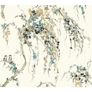 Lovebirds Wallpaper WT4557