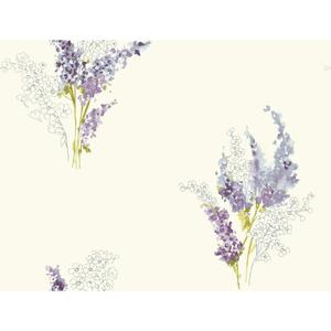 Delphinium Wallpaper WT4570