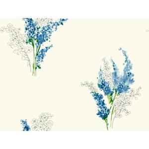 Delphinium Wallpaper WT4572