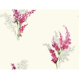 Delphinium Wallpaper WT4573