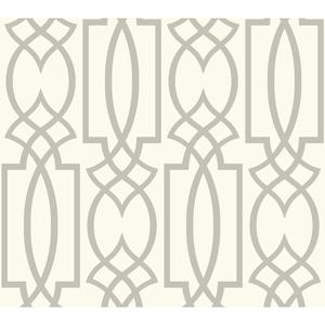 Large Lattice Wallpaper WT4604