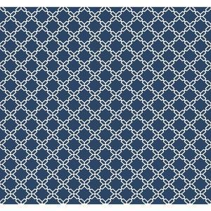 Geometric Trellis Wallpaper WT4612