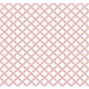 Geometric Trellis Wallpaper WT4614