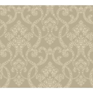 Paisley Scroll Wallpaper GX8134