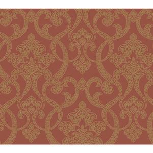 Paisley Scroll Wallpaper GX8136