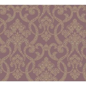 Paisley Scroll Wallpaper GX8139