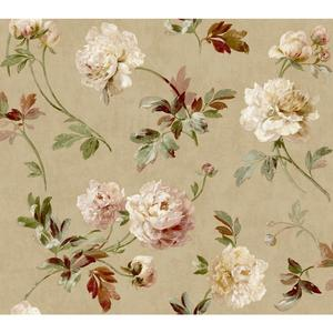 Whitworth Peony Wallpaper GX8153