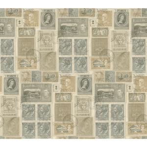 Postage Stamps Wallpaper GX8179