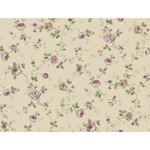 Small Floral Trail Wallpaper PN0408