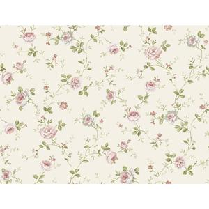 Small Floral Trail Wallpaper PN0409