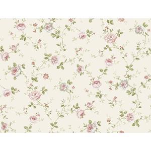 Small Floral Trail Wallpaper PN0409