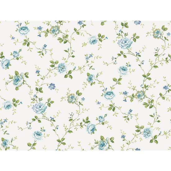 Small Floral Trail Wallpaper PN0410