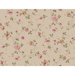 Small Floral Trail Wallpaper PN0412
