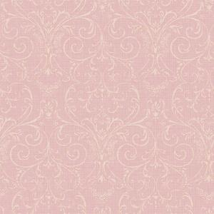 Scroll Damask Wallpaper PN0420