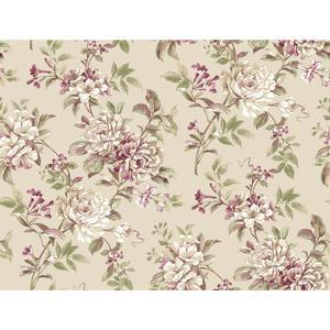 Tropical Flower Wallpaper PN0432