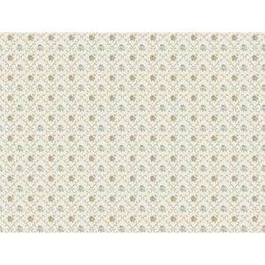 Floral Trellis Wallpaper PN0441
