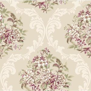 Framed Bouquet Wallpaper PN0448