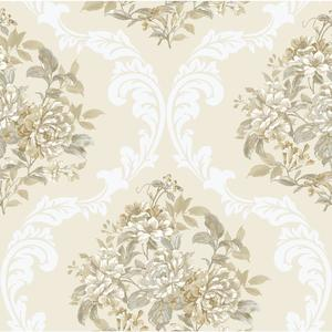 Framed Bouquet Wallpaper PN0449