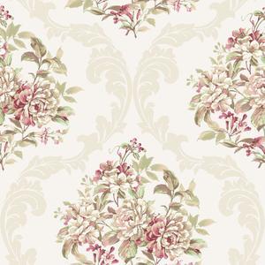 Framed Bouquet Wallpaper PN0451