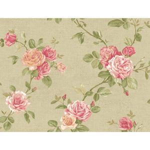 Rose Trail Wallpaper PN0475