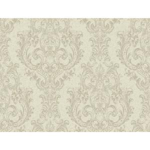Detailed Damask Wallpaper PN0529