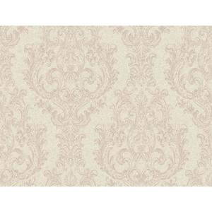 Detailed Damask Wallpaper PN0530