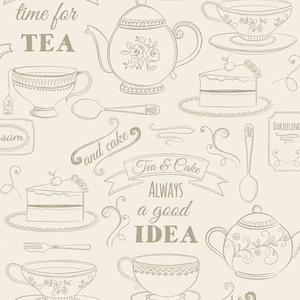 Afternoon Tea Beige 33-005