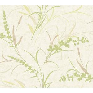 Floral Branch Toss Wallpaper WB5416
