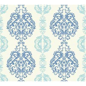 Damask Stripe Wallpaper WB5440