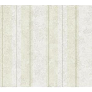 Magnolia Silhouette Stripe Wallpaper WB5465